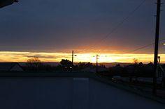 Sun in Banagher