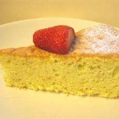 Recipe Print Basic plain sponge cake recipe - All recipes UK Basic Sponge Cake Recipe, Lemon Sponge Cake, Sponge Cake Recipes, Basic Cake, Vanilla Sponge, Victoria Sponge Cake, Cheap Clean Eating, Dessert Recipes, Desserts