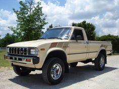 1983 Toyota SR5 Longbed 4x4