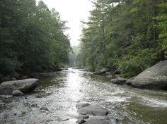 Toccoa River - Blue Ridge, GA