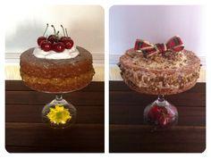Naked Cake para ceia de Natal. Qual vc escolhe?