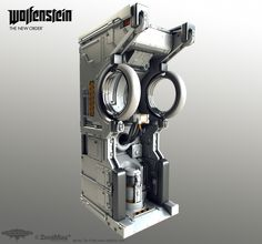 Wolfenstein: The New Order artdump (imageheavy) - Page 5 - Polycount Forum