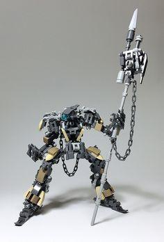 LEGO Robot Mk-8-22 | by ToyForce 120