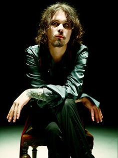 Ville Valo (born November 22, 1976) is a Finnish singer, songwriter, artist, and multi instrumentalist. He is the frontman of the Finnish rock band HIM.