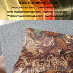 Best Quality PU Leatherette Fabric Leatherite Material