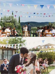 Casa Cornacchi in Tuscany #destinationwedding http://www.weddingchicks.com/2013/12/12/dreamy-tuscan-wedding/