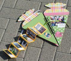 Workshop Schultüte Album - Back to School Graduation Balloons, Graduation Diy, School Fun, Back To School, School Staff, Presents For Kids, Blog, Scrapbook Cards, Diy For Kids