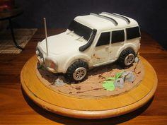 4WD Cake