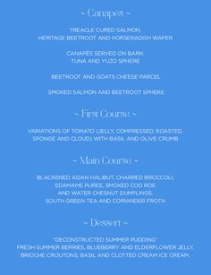 Jewish wedding catering: Ideas for kosher-style, or 'non-offensive' menus vs. strictly kosher food - Smashing the Glass Kosher Food, Kosher Recipes, Catering Ideas, Catering Food, Tomato Jelly, Charred Broccoli, Halibut, Food Categories, Wedding Catering