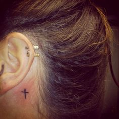 this is the only tattoo I want #cross #christianity