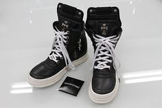 037a52af80c Chrome Hearts x Rick Owens sneakers