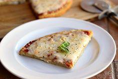 Quinoa pizza base