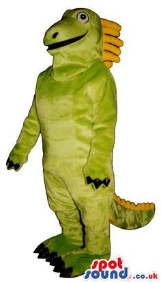 #dinosaur #mascots by #spotsound_uk -Discover all our #dinosaurs #dinosorus #dino #mascots #costumes for your marketing events on: http://www.spotsound.co.uk/101-mascots-dinosaur - 7 sizes available with fast shipping over the world ! We can also customize your future #dinosaurus #mascot ! Visit us ;)