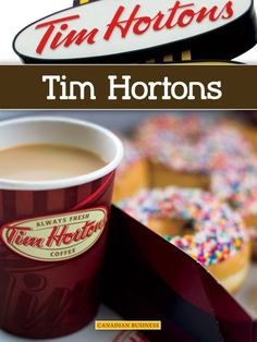 Tim Hortons is part of the Canadian Business series. http://simon-rose.com/tim-hortons/