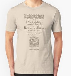 Shakespeare, Romeo and Juliet 1597 by bibliotee
