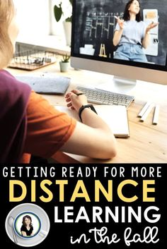Will we be distance learning in the fall? We hope not. But, if we are, Jackie from Room 213 wants to be prepared. In this post, she shares how she will set her students up for success if they have to learn from home again. Problem Based Learning, English Classroom, English Teachers, Home Learning, Learning Resources, Learning Spanish, Flipped Classroom, Blended Learning, Teaching English
