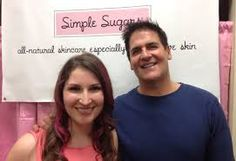 Lani Lazzari is driven to make her natural skin care company, Simple Sugars, a household name. Shark Pictures, Shark Tank, Natural Skin Care, Sugar, Mark Cuban, Simple, Youtube, Money, Products