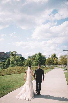 Bride and Groom | The Bridge Building Nashville #exploreinfinitenashville