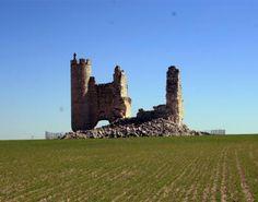 CASTILLO DE CAUDILLA   Asociación española de amigos de los Castillos, Castillos de España, Castillos medievales