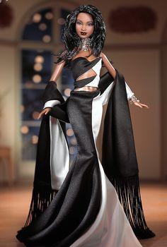 2003 Noir et Blanc™ Barbie® Doll | Barbie Collector, Release Date: 4/1/2003 Product Code: B1993, $_