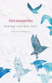 14/52 Het naaiatelier - van Mirjam van der Vegt, een prachtige novelle over hoe een illegaal hier in Nederland zijn talenten kan gebruiken. Het boek krijg je cadeau in de christelijke boekhandel van 9 tot 19 maart bij aankoop van een ander boek. Een alternatief boekenweekgeschenk. De moeite waard! klik om de afbeelding om de recensie te lezen.