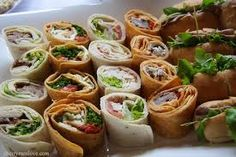 sandwichs for shower - Google Search