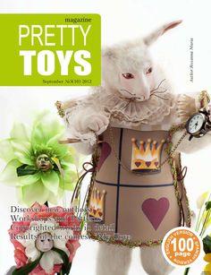 Игрушки, своими руками, шьем игрушки, выкройка игрушек, мастер класс - Игрушки и…