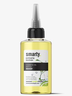 Cosmetic bottle with oil                                                                                                                                                                                 More