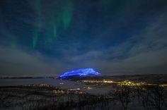 Not something you see every day here in #Kilpisjärvi #finland100 #finland #luminousFinland100 #saana #suomi100 #luminous - Gareth Hutton (@GarethHutton)   Twitter