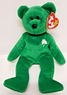 Beanie Babies TY Retired Assorted Bears /& Animals Plush Country National Flag