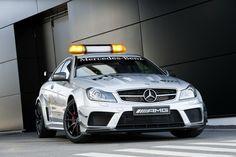 2012 Mercedes-Benz C63 AMG Coupé Black Series DTM Safety Car