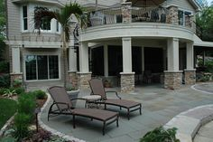 decks with wrought iron and stone | 11,693 deck wrought iron railing Home Design Photos
