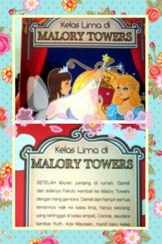Kelas lima di Malory Towers. Reviews here (Bahasa Indonesia) http://kuronekobookclub.blogspot.com/2011/10/kelas-lima-di-malory-towers-enid-blyton.html