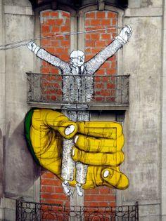 Urban art ,Lisbon