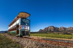 One lucky reader stands the chance of winning four tickets on the Franschhoek Wine Tram, plus a meal voucher at Cosecha Restaurant at Noble Hill. South African Holidays, Stuff To Do, Things To Do, Port Elizabeth, Unusual Things, Nature Reserve, Africa Travel, Cape Town, Weekend Getaways