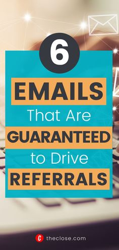 Free Download: 6 real estate email templates guaranteed to drive referrals. Start growing your real estate business and connecting with your clients through effective real estate email marketing! Real Estate Business, Real Estate Investing, Real Estate Marketing, Email Marketing, I Trusted You, Email Campaign, Email Templates, Word Out, New Opportunities