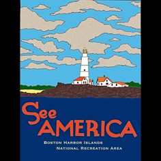 Boston Harbor Islands National Recreation Area by Joshua Sierra  #SeeAmerica