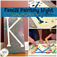family fun night ideas at home with kids & family f family games at home Preschool Family, Family Crafts, Preschool Ideas, Craft Ideas, Family Fun Night, Family Day, Family Meeting, Night Kids, Family Games