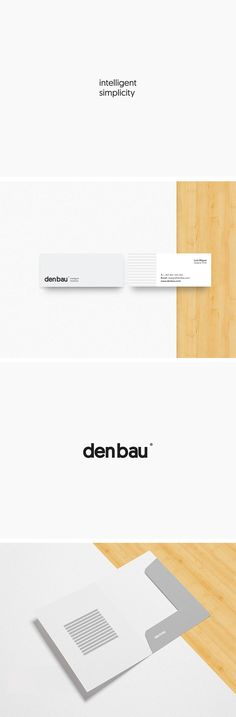 Den Bau - visual identity and package design for homeware product design, inspired from the contemporary movement, Bauhaus school. Brand Identity Design, Graphic Design Branding, Brand Design, Web Design, Logo Design, Corporate Identity, Corporate Design, Visual Identity, Cafe Branding