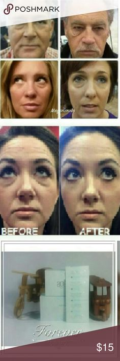 5 sachets - Instantly Ageless anti wrinkle Just Try It Amazing LOOK 10 Years Younger ! *Work in 2 minutes or less *Results last 6-8 hours/ time *Each application provides 1-3 time *Each sachet is 0.3 ml BENEFIT  -Reduce the appearance of under-eye bags immediately -Visibly diminishes the appearance of fine lines and wrinkles -Tighten,firm and lift the appearance of sagging skin Receive : 5 sachets Makeup Eye Primer