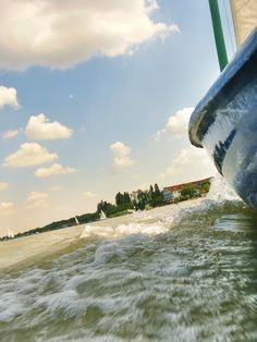 Remembering summer <3! Sailing on Lake Neusiedl, Burgenland/ Austria.