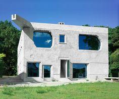 Maßgeschneiderte Mimikry  für die Antivilla | Architecture bei Stylepark