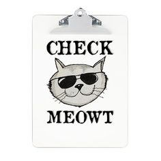 Check Meowt Clipboard