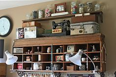 Mamie Jane's: Welcome To My Studio