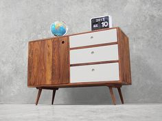 Danish Buffet - Mid Century Furniture Design