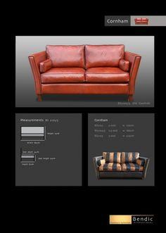 LEDEREN SOFA'S - Ter Faem - Meubelwerkstede - Producent van artistieke ambachtelijke meubelen - Tafels - Stoelen - Kast - Salon - Bureel - Herstoffering - Gavere