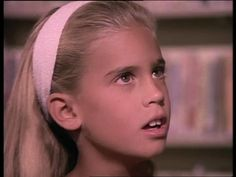 Once Upon a Time(1983) - Shawna Landon (Little Girl in the Library)
