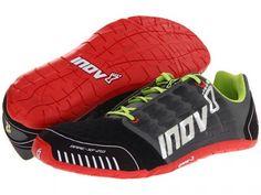 Tênis Inov-8 Men's Bare-XF 210 Forest Black Red #Tênis #Inov-8