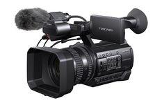 Sony presenta un nuevo camcorder profesional NXCAM de mano