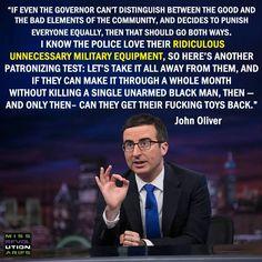 ~ Jon Oliver